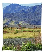 Pineapple Fields Tapestry