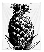 Pineapple Print Tapestry