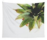 Pineapple Top 2- Art By Linda Woods Tapestry