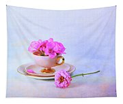 Pink Attitude Tapestry