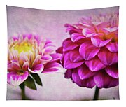 Pink Beauties Tapestry