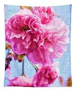 Pink Bellos Tapestry