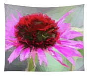 Pink Bezels Tapestry