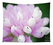 Pink Flower Tapestry