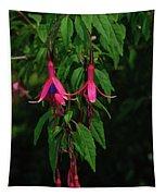 Pink Fushia Tapestry
