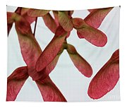 Pink Helicopters Tapestry