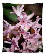 Pink Hyacinth Tapestry