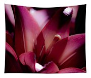Pink Lily Tapestry