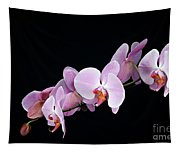 Pink Orchid Viii Tapestry
