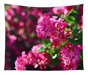 Pink Profusion 1 Tapestry