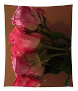Pink Roses 2 Tapestry
