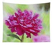 Pink Ruffles Tapestry