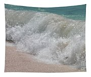 Pink Sand Beaches Tapestry