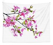 Pink Spring Tapestry