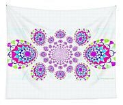 Pinwheel Pop Tapestry