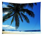 Pipeline Beach Tapestry