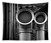 Pipes Tapestry