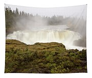 Pisew Falls Northern Manitoba Canada Tapestry