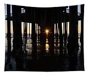 Pismo Beach Pier California 7 Tapestry