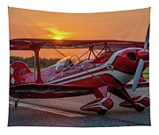 Pitts Sunset Tapestry