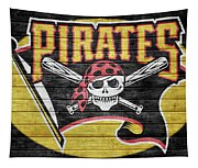 Pittsburgh Pirates Barn Door Tapestry