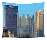 Pittsburghs Big Three Tapestry