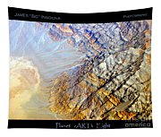 Planet Earth Eight Tapestry