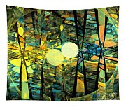 Planetary Ellipses Tapestry
