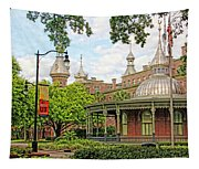 Plant Hall University Of Tampa Tapestry