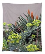 Plant Life Tapestry