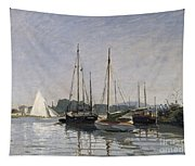 Pleasure Boats Argenteuil Tapestry