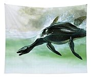 Plesiosaurus Tapestry