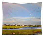 Plum Island Rainbow Tapestry
