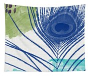 Plumage 3- Art By Linda Woods Tapestry