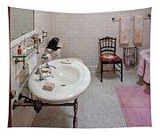 Plumber - The Bathroom  Tapestry