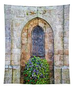 Plumergat, Brittany,france, Parish Church Window Tapestry