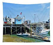 Plymouth Waterfront Tapestry