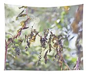 Pokeberry Light Tapestry