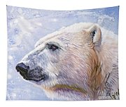 Polar Blue Tapestry