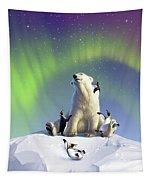 Polar Opposites Tapestry
