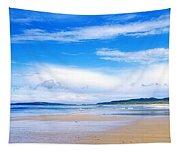 Pollan Strand, Inishowen, County Tapestry