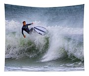 Ponce Surf 2017 Tapestry
