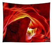 Pool Of Fire Tapestry