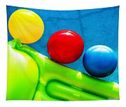 Pool Toys Tapestry