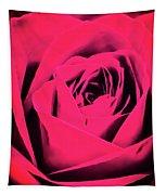 Pop Art Rose Tapestry