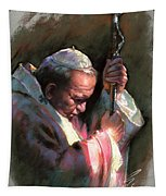 Pope John Paul II Tapestry