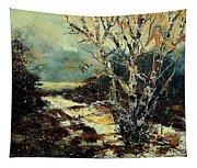 Poplars 45 Tapestry