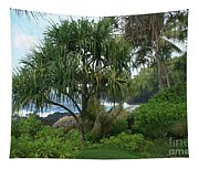Poponi Maui Hawaii Tapestry