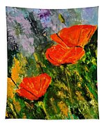 Poppies 107 Tapestry