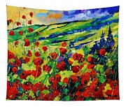 Poppies 78 Tapestry